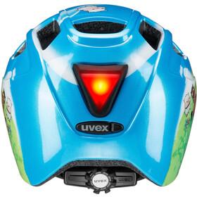 UVEX Finale Junior Helmet LED farmer